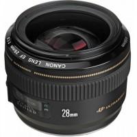 Canon EF 28mm f:1.8 USM Lens