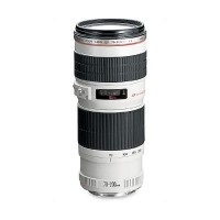 Canon EF 70-200mm f:4L IS USM Lens