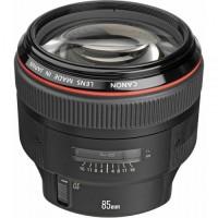 Canon EF 85mm f:1.2L II USM Lens
