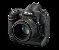 Nikon DSLR D4S
