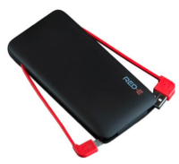 RED-E powerbank Premium edition : Power for your GoPro