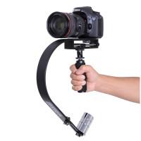 Handheld Video Stabilizer SK-W05 showing DSLR