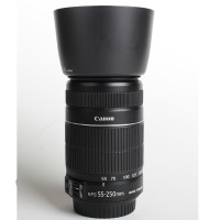 Canon EF-S 55-250 4-5.6 IS II