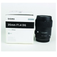 Sigma 35mm 1.4 Art Canon