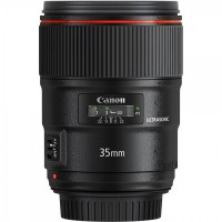 Canon EF35mm 1.4 L MKii