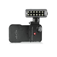 Manfrotto iPhone 4 case + 12LED