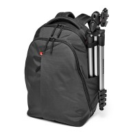 manfrotto DSLR backpack grey