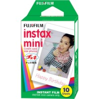 Fuji instax mini 10 pack film