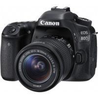Canon 80d 1855STM