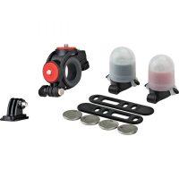 Joby Action Bike Mount + Light pack