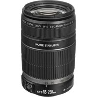 Canon EFS 55-250 IS