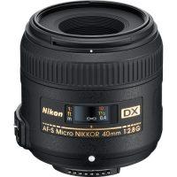 Nikon 40mm Macro