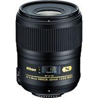 Nikon AFS60mm Macro