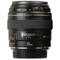 Canon ef85mm 1.8
