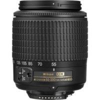 Nikon AFS 55-200 DX