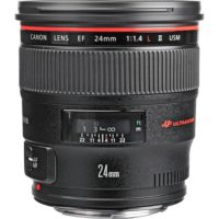 Canon EF24mm 1.4 MKII