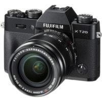 Fuji X-T20+1855 BLK