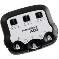 PocketWizard AC3 ZoneController for Canon