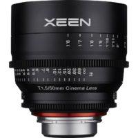 Xeen 50mm T1.5 E