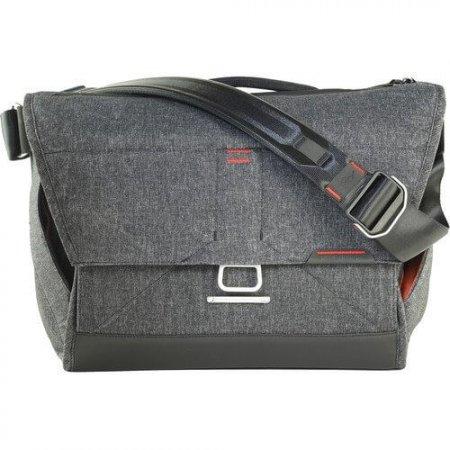 peak design everyday messenger 15 bag ( charcoal