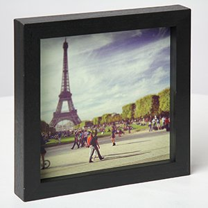 Urban Canvas Shadow Box