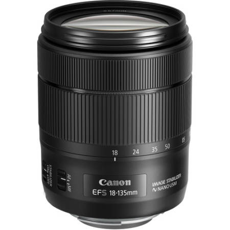 Canon EF-S 18-135mm f/3.5-5.6 IS USM NANO LENS