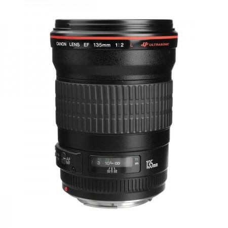 Canon EF 135mm f/2L USM Lens
