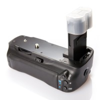 Phottix Premium Series BP-5DII Vertical Grip/Battery Holder for Canon 5D Mark II