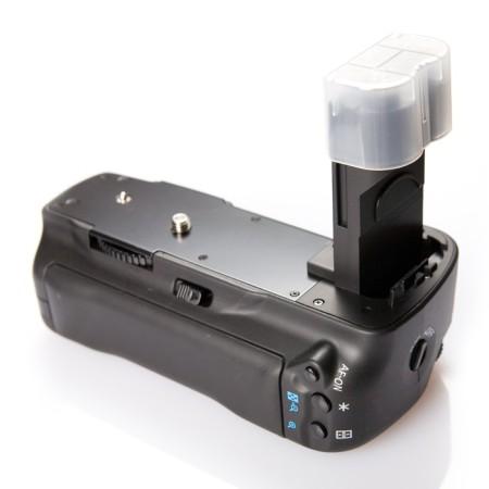 Phottix Premium Series BP-5DII Vertical Grip/Battery Holder for Canon 5D Mark II