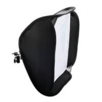 Phottix Easy-Fold Softbox Kit 80x80cm for Speedlight Flash