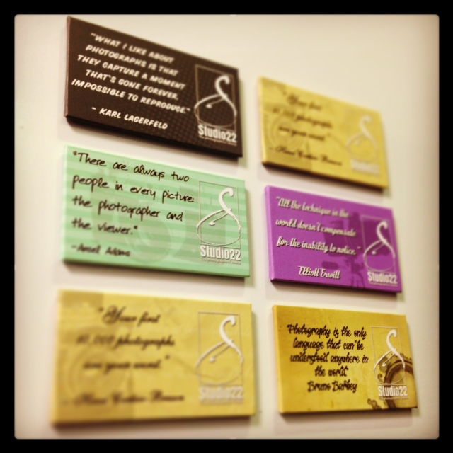 Fridge magnets 2013