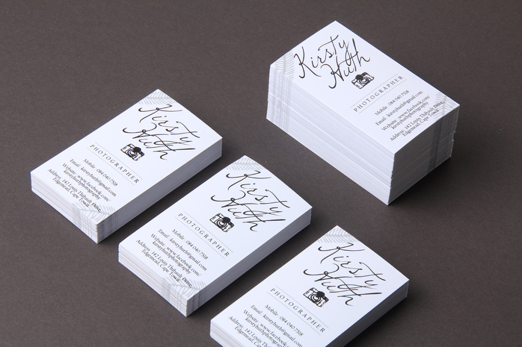 Cards for business