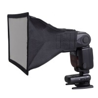 Phottix Softbox / Flash Strap Set for Speedlight flash