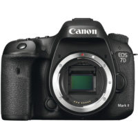Canon EOS 7D Mk II DSLR Digital Camera Body Only