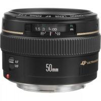 Canon EF50mm 1.4 USM lens