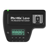 Phottix Laso TTL Flash Trigger Transmitter (For Canon)