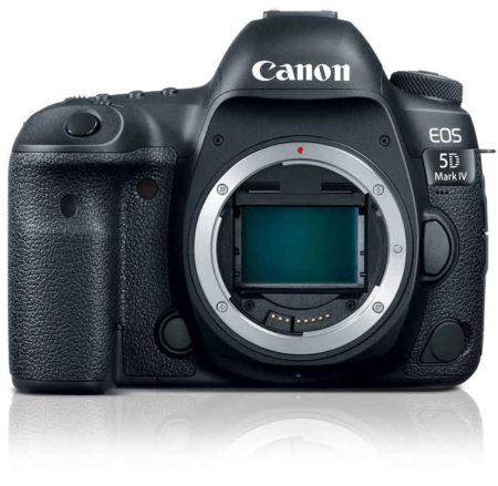 Canon EOS 5D MK IV DSLR