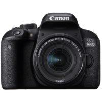 Canon EOS 800D + 18-55 IS STM Lens