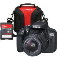 Canon EOS 1300D TRANQUILITY Bundle DSLR