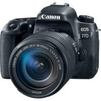 Canon EOS 77D +18-135 IS USM Nano Lens