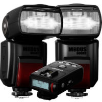 Hahnel Modus 600RT Speedlight Wireless Kit for Canon