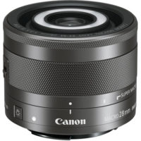 Canon EF-M 28mm f3.5 IS STM Macro Lens