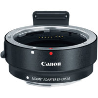Canon EF-M Adapter for EF-S & EF Lenses