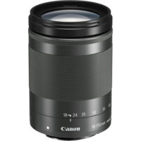 Canon EF-M 18-150mm f3.5-6.3 IS STM Lens