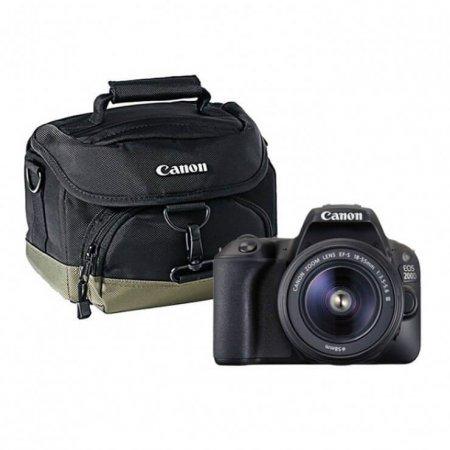 Canon EOS 200D + EFS18-55mm III Starter Kit