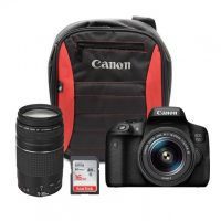 Canon EOS 750D Twin Lens Bundle