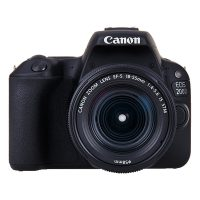 Canon EOS 200D + 18-55mm IS STM Lens