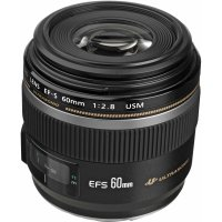 Canon EF-S 60mm f2.8 USM Macro Lens (Used Gear)
