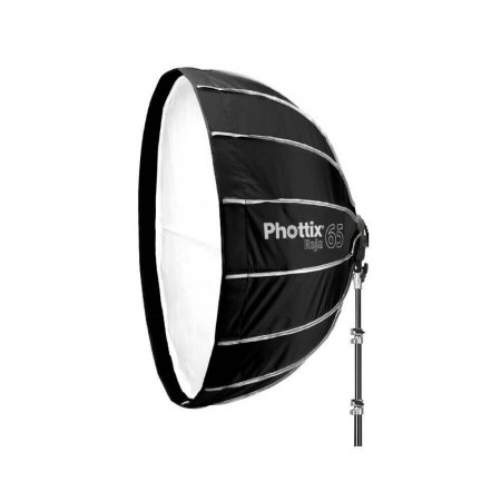 Phottix Raja Quick Folding Octa 65cm Softbox with Grid