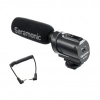 Saramonic SR PMIC1 Mono Condenser Microphone for on-Camera